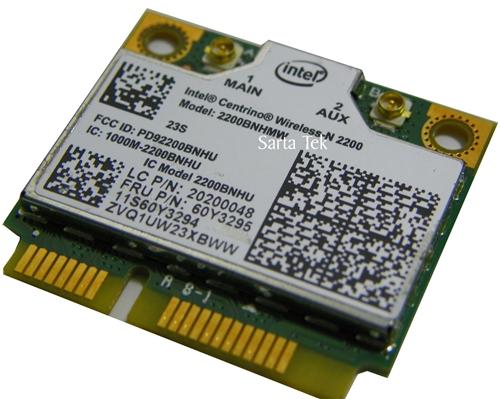 Broadcom dw1501 wireless-n