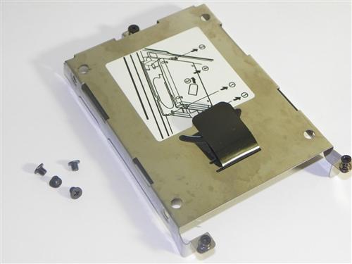 Hard Drive HDD Case for HP 8460P 8460W 8470P 8470W 8560W 8770W