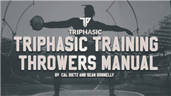 Triphasic Training Throwers Manual E Book