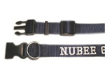 Personalized Embroidered Collars