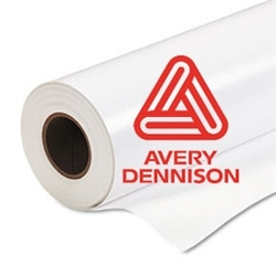 "Avery MPI 2921 Matte Removable 54"" x 50yd."