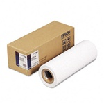"Epson Premium Luster Photo Paper, 16"" x 100' roll, 10 mil."