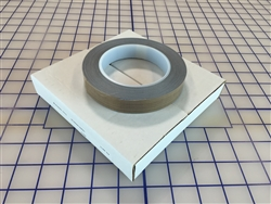 "1/2"" x 18yd. 10 Mil. Teflon Tape for Shrink Wrap Sealing"