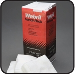 Webril Handi Pads, Case of 20