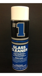 #1 Glass Cleaner, 19 oz. Can
