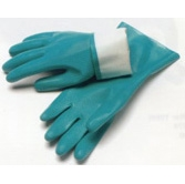 #1 Network Lined Nitrile Gloves Size 10 (Dozen)