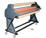 Royal Sovereign 65(in) Cold Roll Laminator w/ Heat Assist and Rear Rewinder