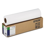 "Epson Enhanced Adhesive Synthetic Paper, 135g, 24"" x 100`"