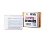 Epson T580B00 Ink Cartridge, Vivid Light Magenta 80 ml. (3880 Only)
