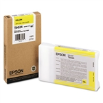Epson Stylus Pro 7800/9800 Ink Cartridge, 110 ml Yellow