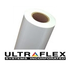 "Ultraflex SuperPrint Plus FL Gloss, 13 oz. 63"" x 164'"