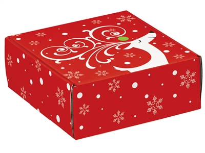 Dashing Reindeer Gift Box