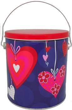 18 piece Heartstrings Cookie Pail