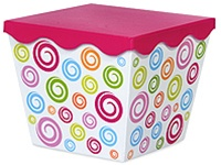 Swirls Designer Box