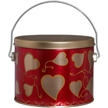 12 piece Sweet Heart Pail