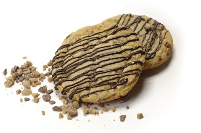 Ali's Toffee Crunch Cookie, kosher cookies