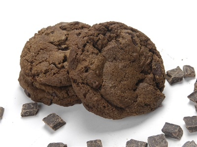 Rachael Ray snack of the day, choco choco chunk cookie