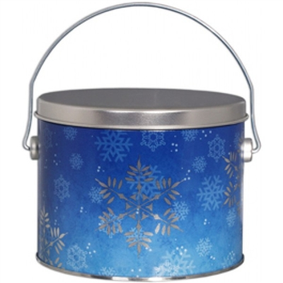 12 piece Snowflake Cookie Pail