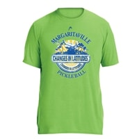 Margaritaville Changes in Latitudes Pickleball Shirt for Men