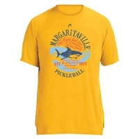 Margaritaville Fins Pickleball Shirt for Men