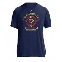 Margaritaville Washed in the Ocean Pickleball Shirt for Men