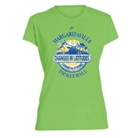 Margaritaville Changes in Latitudes Pickleball Shirt for Women