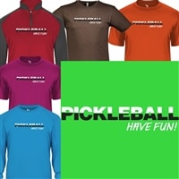 Pickleball Have Fun Shirt for Men
