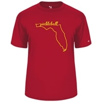 Florida Pickleball Shirt - Mens