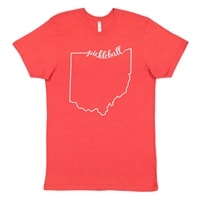 Ohio Pickleball Shirt - Mens