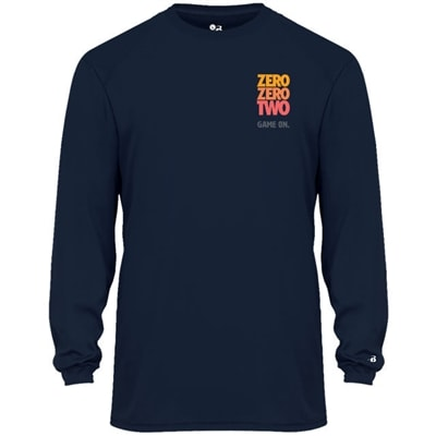 ZZT Orange Pro Shirt - Mens