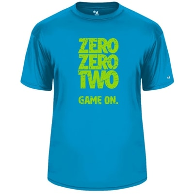 Zero Zero Two Pickleball Shirt for Men