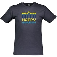 Hanukkah Pickleball Shirt