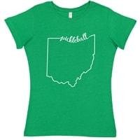 Ohio Pickleball Shirt - Womens
