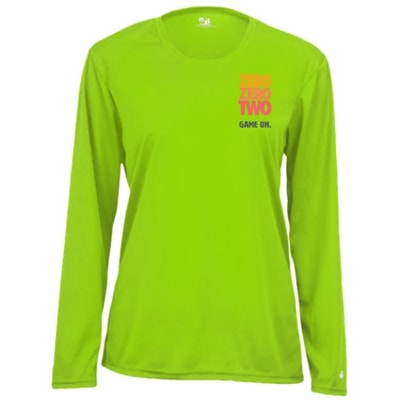 ZZT Orange Pro Shirt - Womens