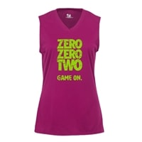 Pickleball Zero Zero Two Shirt for Women