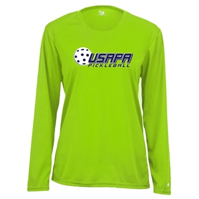 USAPA Partners Shirt for Women, S-2XL