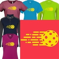 Fast Ball Pickleball Shirt
