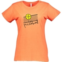 Womens Over The Net Pickleball Shirt