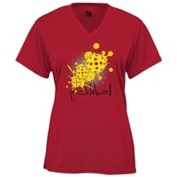 Pickleball Splatter Shirt