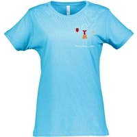 Womens Pickleball Girl Pro Shirt