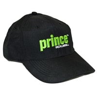 Prince Pickleball Hat displays the logo of Prince brand pickleball