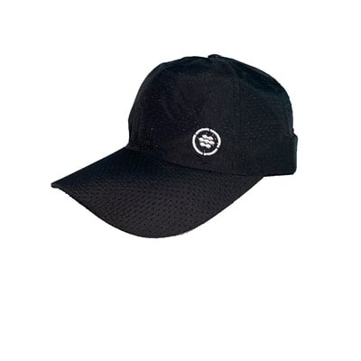Armour Pickleball Dryfit Cap with breathable mesh and a minimalist design.