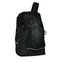 Babolat Maxi Backpack offers multiple storage compartments
