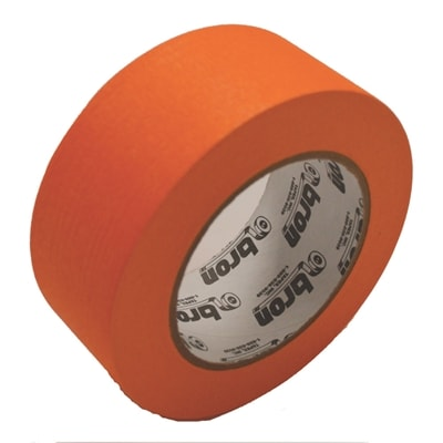 Pickleball tape for court lines, 2-inch wide, 200 foot roll will mark one pickleball court, orange color only