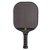 Electrum Pro Graphite Pickleball Paddle, polymer core and graphite face.