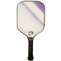 The Encore XL Composite paddle by EngagePickleball-choose from red, blue, purple, or aqua fade.