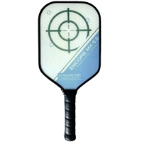 The Encore MX 6.0 paddle by EngagePickleball-choose from two grips and five colors.