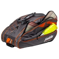 Ben Johns Pro Series Pickleball Bag features multiple compartments and plenty of space for your gear.