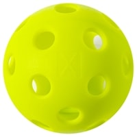 X-26 Performance Indoor Ball. Available in blue and optic, 3, 6, 12 and 100 ct