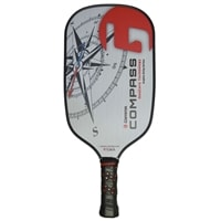 Compass Graphite Pickleball Paddle by GAMMA